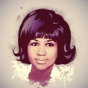 aretha_franklin_by_tizyhunter-d4xey97